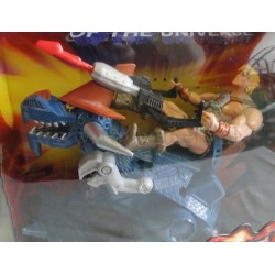 Dragon walker He-Man loose w/ Box - MOTU 200X