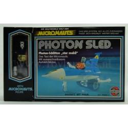 Photon Sled MIB opened MINT C8 C9 - Airfix 1978 Mego Gigi
