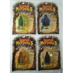 set 4x Heroic Ghostling MOC Super Naturals - Tonka