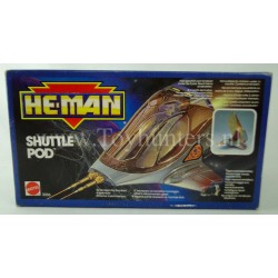 Shuttle Pod MIB as is - Mattel 1990
