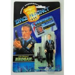Lieutenant Brogan MOC - Vivid Imaginations 1994