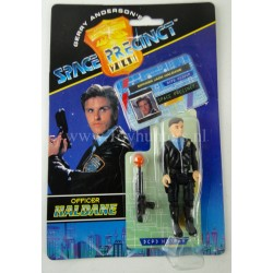Officer Haldane MOC - Vivid Imaginations 1994