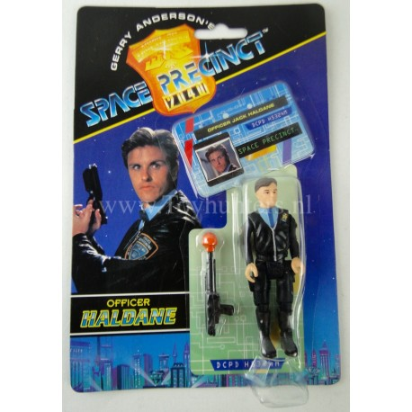 Officer Haldane MOC - Vivid Imaginations 1994