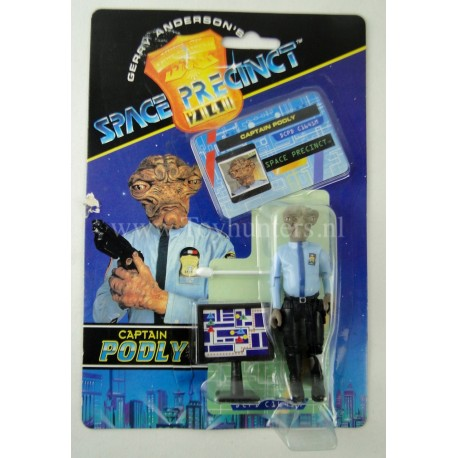 Captain Podly MOC - Vivid Imaginations 1994
