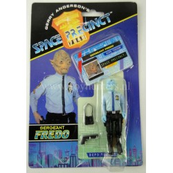 Sergeant Fredo MOC - Vivid Imaginations 1994