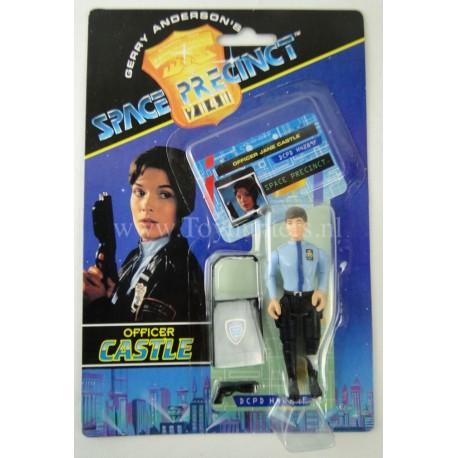 Officer Castle MOC - Vivid Imaginations 1994