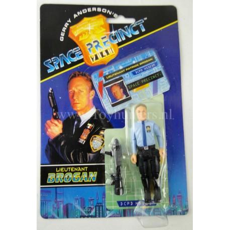 Lieutenant Brogan II MOC - Vivid Imaginations 1994