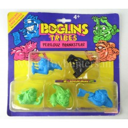 5x Boglins MOC Tribes Perilous Pranksters Ideal 1994