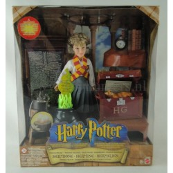 Hermione Granger doll MIB Harry Potter Mattel 2001 - Barbie