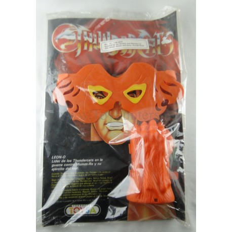 Lion-O Face Mask and Claw Shield MIP TOYSA 1987 ThunderCats