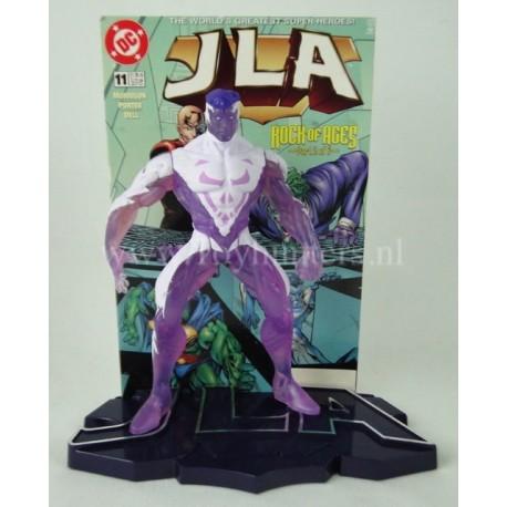 Hologram Superman JLA DC Super Heroes figure
