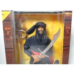 Cairo Swordsman 12 inch Mib - Hasbro 2008 Indiana Jones