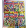 MOTU set of 6x BIG size monthly Comics Dutch He-man