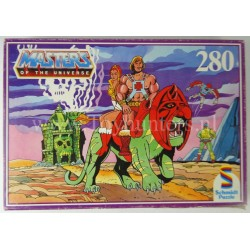 He-man Puzzle Schmidt opened as is MOTU
