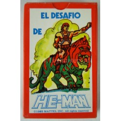 MOTU Card Game from Argentina He-man