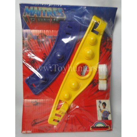 Yellow Belt MIP Delavennat MOTU He-man