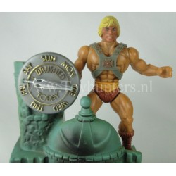 He-man Talking Toothbrush WORKING MOTU