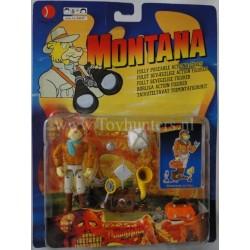 Montana Jones Air Pilot MOC - Mega Toy