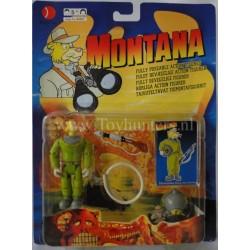 Montana Deep Sea Action MOC - Mega Toy