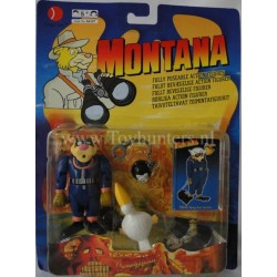 Slam Deep Sea Action MOC - Montana Jones Mega Toy