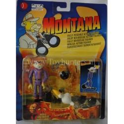 Slim Deep Sea MOC - Montana Jones Mega Toy