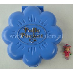 1990 Fifi's Parisian Apartment - Polly Pocket