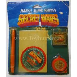 Secret Messages MOC - Secret Wars - Mattel 1984