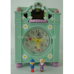 1991 Funtime Clock Blue variation - Polly's Fairy Clock
