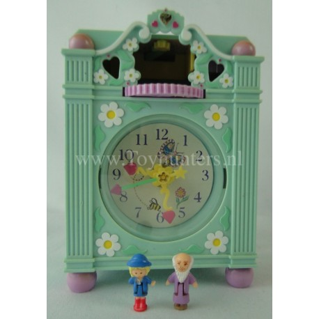 1991 Funtime Clock Blue variation - Polly's Fairy Clock