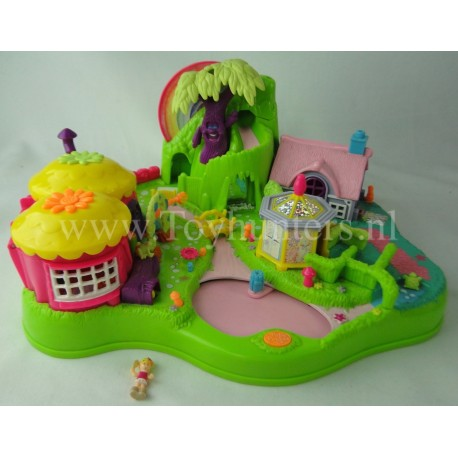 1997 Polly Pocket Magical Movin' Fairyland