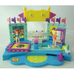 1999 Polly Pocket Vault - Gym Turnfest