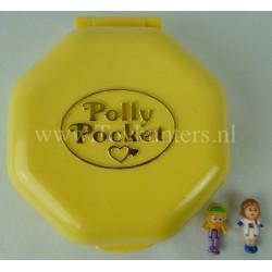1990 Polly's Hair Salon