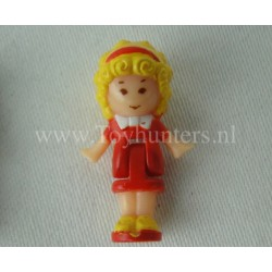 1989 Polly from Polly's Cafe / Town House - Polly Pocket