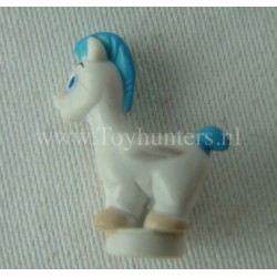 1996 baby Pegasus from Hercules Playset Disney - Polly Pocket