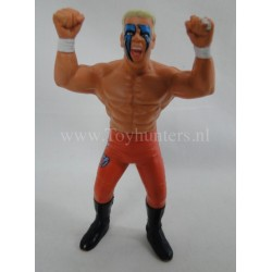 Sting (orange pants) UK version - WCW - Galoob 1990
