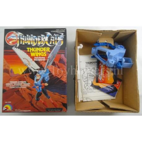 Thunderwings NEW opened box uncirculated - ThunderCats - LJN 1986