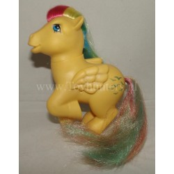 Sky Dancer - MLP Rainbow Ponies - Italy - Hasbro 1983