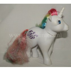 Windy - MLP Unicorn - Italy - Hasbro 1983