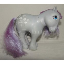 Blossom - MLP Earth Pony Italy - haircut - Hasbro 1982