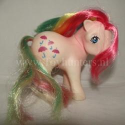Parasol - MLP Rainbow Ponies - Italy - Hasbro 1983