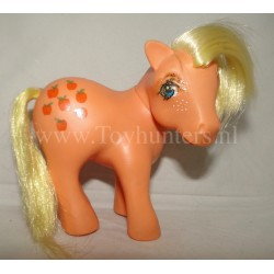 Applejack - MLP Italy - hair cut, as is