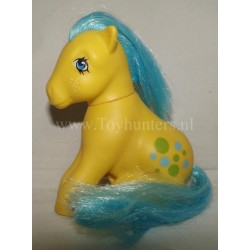 Bubbles - MLP Earth Pony - Italy - Hasbro 1983