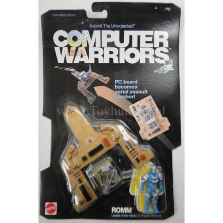 Romm MOC - Mattel 1989