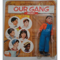 Mickey MOC - Our Gang - Little Rascals - MEGO