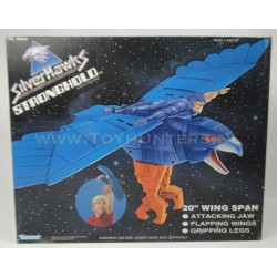 Stronghold MISB - SilverHawks - Kenner
