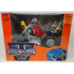 Grunge Cycle MIB Greaspit - Galoob - Biker Mice from Mars