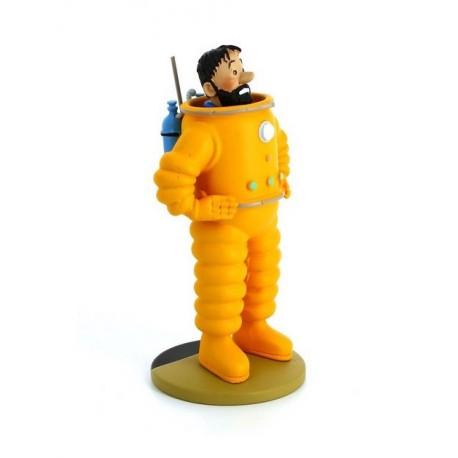 Haddock Cosmonaute - 12cm