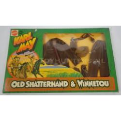 Scout set MIB - Karl May Big Jim - Mattel 1975 no 9410
