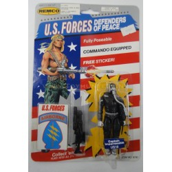 Silver Shot MOC - US Forces Defenders of Peace - Remco