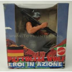 Bazookaman - Heroes in Action - Mattel 1975 Italy